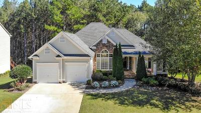 Acworth Single Family Home New: 1302 Bentwater Drive