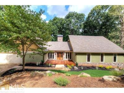 Marietta Single Family Home For Sale: 747 Stoneview Ct