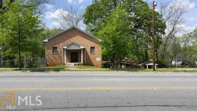 Atlanta Commercial For Sale: 525 Langhorn St