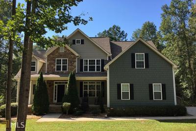 Newnan Single Family Home New: 325 Lakewood Dr