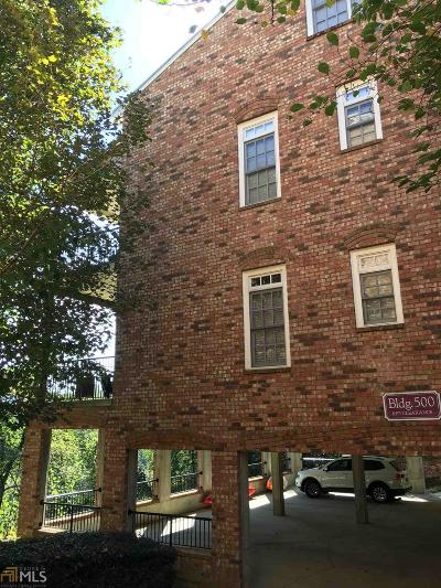 Roswell Condo/Townhouse New: 520 Creek View Ln