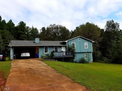Newnan Single Family Home New: 60 1st Ave E
