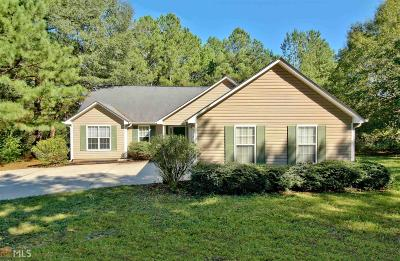Senoia Single Family Home Under Contract: 20 Saddlebrook Way