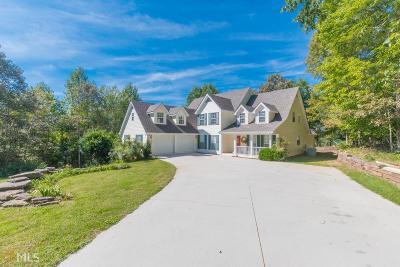 Clarkesville Single Family Home For Sale: 205 Honey Suckle Ln