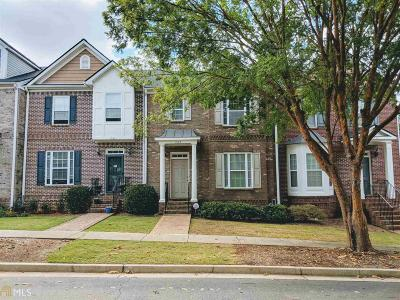 Kennesaw GA Condo/Townhouse New: $215,000