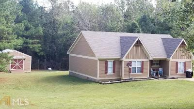 Covington Single Family Home Under Contract: 192 Old Alcovy