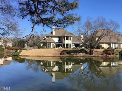 Johns Creek Single Family Home New: 9300 Saint Georgen Common