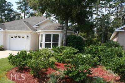 Kingsland GA Condo/Townhouse New: $163,500