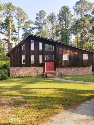 Fayetteville Single Family Home For Sale: 422 Banks Rd