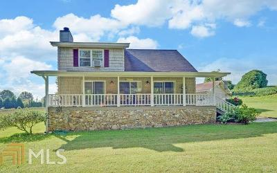 Blairsville Single Family Home For Sale: 60 Lazy River Ct