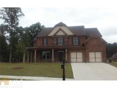 Douglasville Single Family Home New: 4432 Chehaw Ln