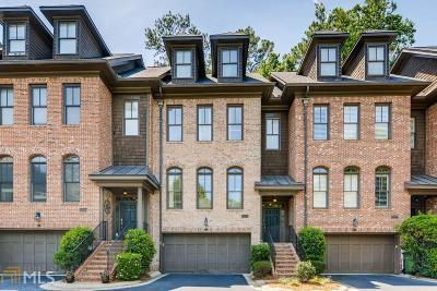 Atlanta Condo/Townhouse Back On Market: 4222 Rickenbacker Dr #7