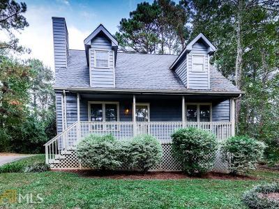Acworth Single Family Home New: 5272 Bells Ferry Rd