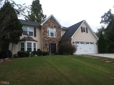 Stone Mountain Single Family Home Under Contract: 6964 Whispering Oaks