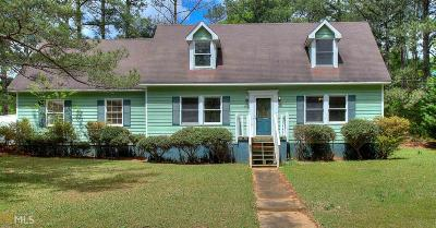 Monroe Single Family Home New: 841 Hickory Dr