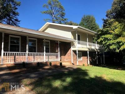 Douglasville Single Family Home New: 5410 Mill Valley Dr