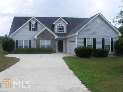 Snellville Single Family Home Contingent With Kickout: 4023 Laurel Bend Ct