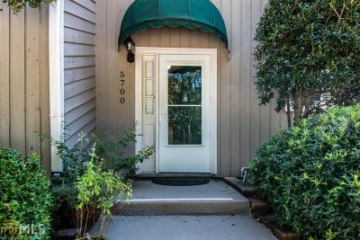 Condo/Townhouse Under Contract: 5700 Woodmont Blvd