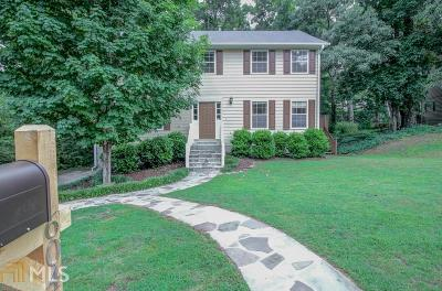 Smyrna Single Family Home New: 604 Green Valley Dr