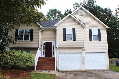 Villa Rica Single Family Home New: 25 Cedars Glen Ct #228