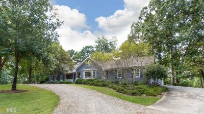 Monroe, Social Circle, Loganville Single Family Home For Sale: Mountain Trl