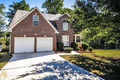 Stone Mountain Single Family Home New: 516 Carriage Walk Ct
