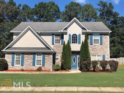 Marietta Single Family Home New: 208 Courtland Oaks Drive