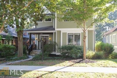 Decatur Single Family Home New: 311 Drexel