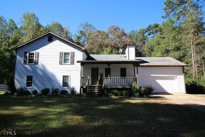 Winder Single Family Home New: 858 Georgetown Dr