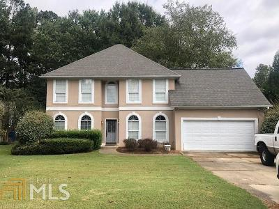 Alpharetta Single Family Home New: 4740 Jones Bridge Woods Drive