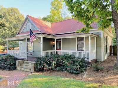 Atlanta Single Family Home New: 695 Woodward Ave