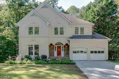 Suwanee Single Family Home New: 4560 Settles Point
