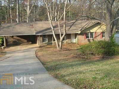 Decatur Single Family Home New: 4316 Glenhaven Dr