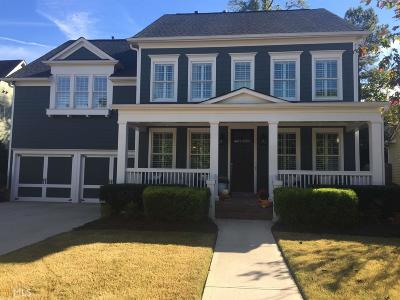 Peachtree City Single Family Home Under Contract: 1308 Blue Sky Ct