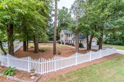 Fulton County Single Family Home New: 220 Mayfield Cir