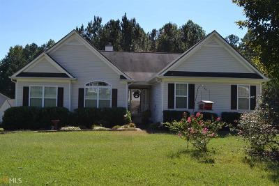 Hiram Single Family Home New: 48 Mitchell Run