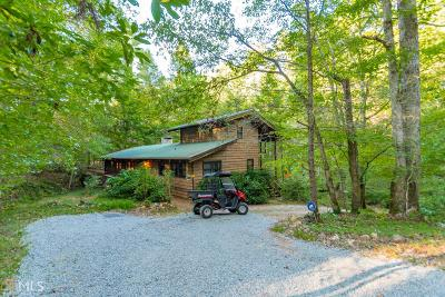 Habersham County Single Family Home For Sale: 300 Ramblin River Rd