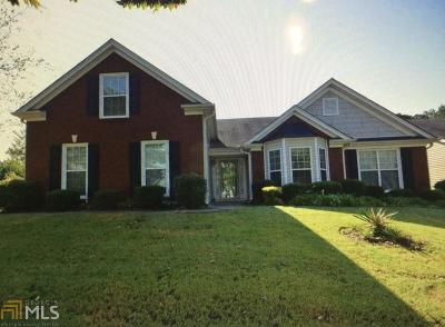 Lawrenceville Single Family Home New: 1568 Leatherwood Drive