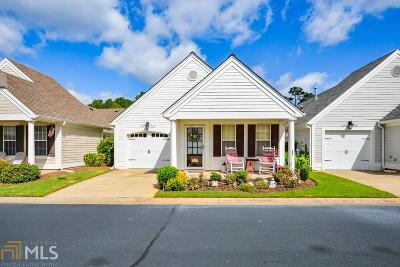 Woodstock Single Family Home New: 221 Rose Cottage Dr