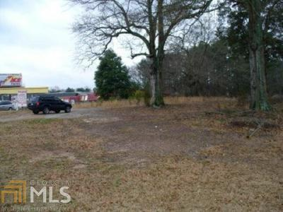 Conyers Residential Lots & Land For Sale: 3431 Highway 20