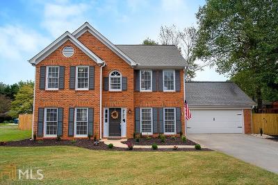 Alpharetta Single Family Home New: 12655 Concord Hall Dr