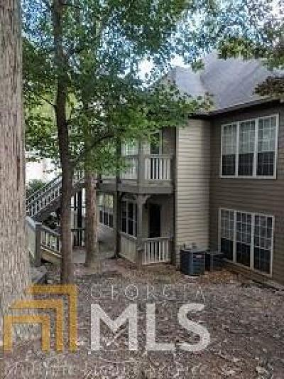 Smyrna Condo/Townhouse New: 107 Mill Pond Court SE