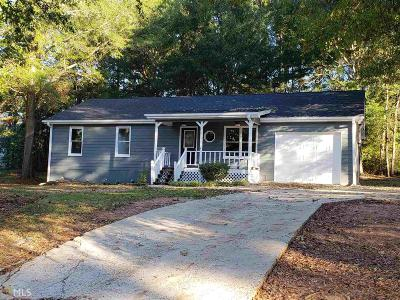 Statham GA Single Family Home New: $154,000