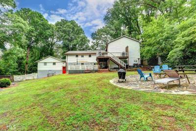 Chamblee Single Family Home For Sale: 3003 Henderson Mill Rd