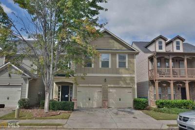 Woodstock Single Family Home New: 312 Pin Oak Ave
