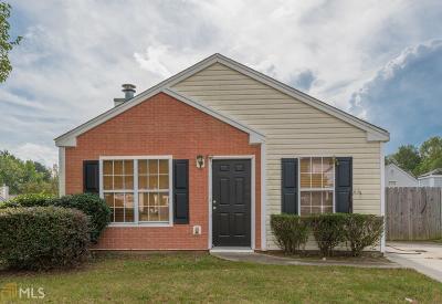 Lawrenceville Single Family Home New: 2041 Patterson Park