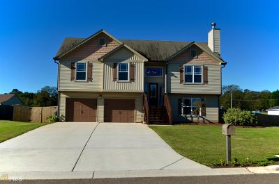 Winder Single Family Home New: 113 Morgans Ridge Dr
