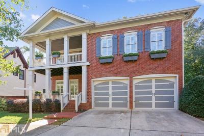 Alpharetta Single Family Home New: 12464 Danesfeld Dr