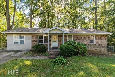 Monticello Single Family Home Under Contract: 253 Robby St