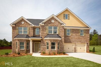 Douglasville Single Family Home New: 3990 Tarnrill Rd